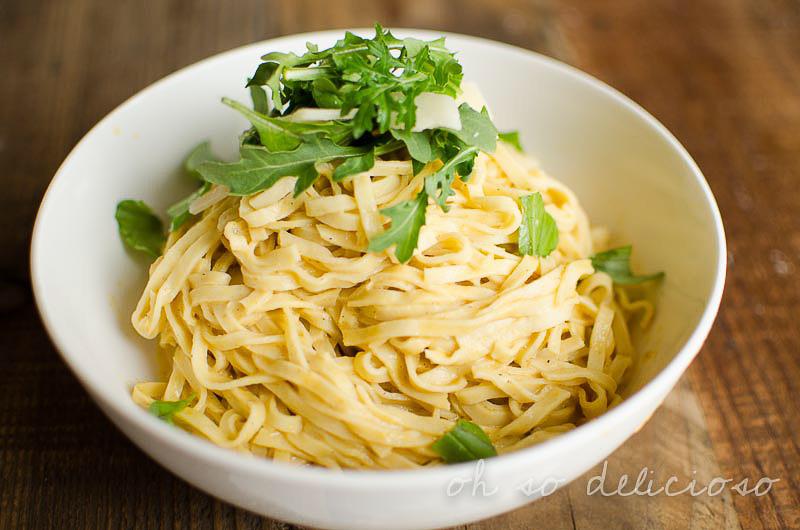 Arugula and Pasta